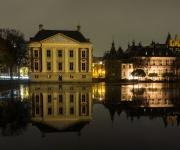 Den Haag Hofvijver, Mauritshuis