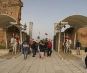 Rabat, Erewacht bij incomplete moskee
