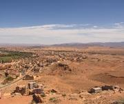 Een stad in de woestijn