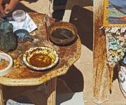 Een bijzondere schildertechniek, suiker en karamel
