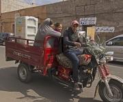 Populair vervoermiddel