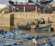 En de vissershaven