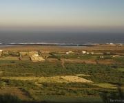 Op weg terug naar Casablanca langs de kustweg