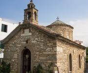 Skopelos, kapel