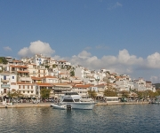 Skiathos, haven