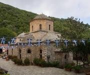 Skiathos, klooster