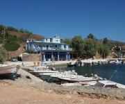 Verstilde haventje Mesta Port